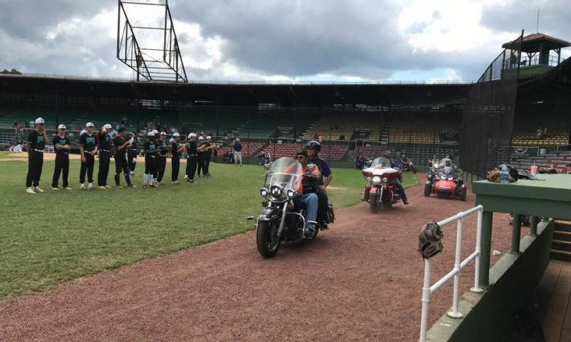 Alabama Legion Riders raising awareness among state's youth