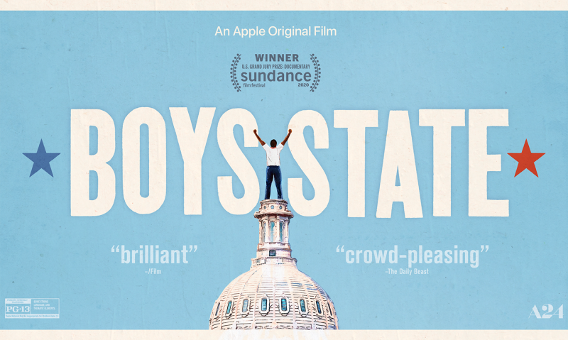 'Boys State' wins Cinema Eye Audience Choice award