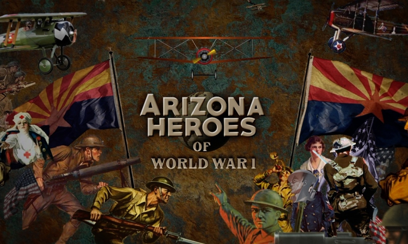 Department Spotlight: Arizona uses World War I documentary to drive publicity, membership