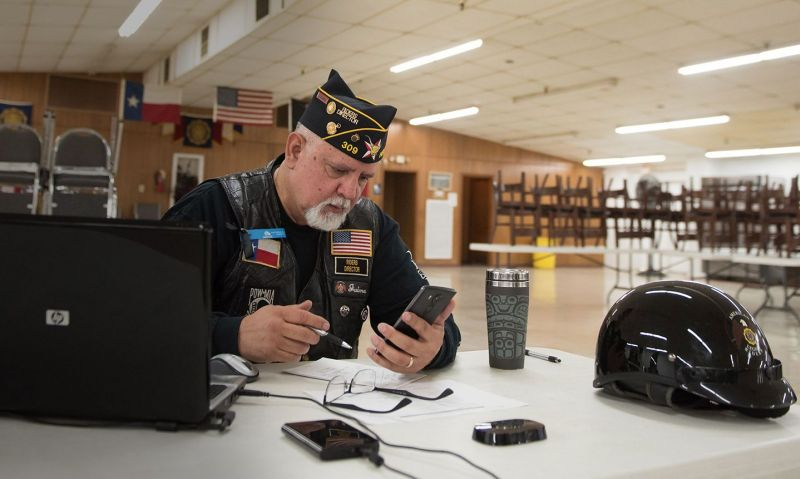 Nevada Legion post checks on nearly 800 'buddies' during pandemic