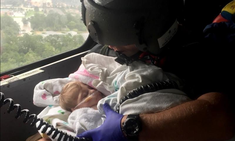 American Legion Family bonds against Hurricane Harvey