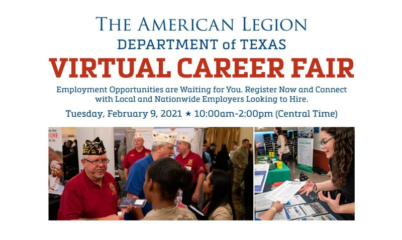 Be ready for Feb. 9 virtual career fair