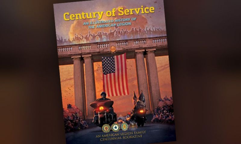 New illustrated history of The American Legion available