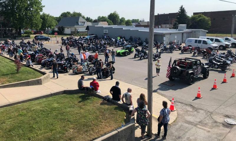 Indiana Legion Riders chapter raises $5,010 for wounded veterans