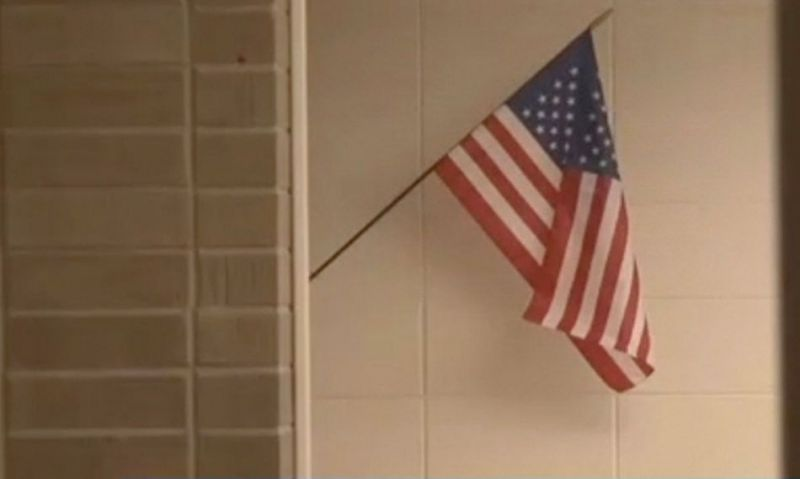Department of Montana to provide American flags in every classroom