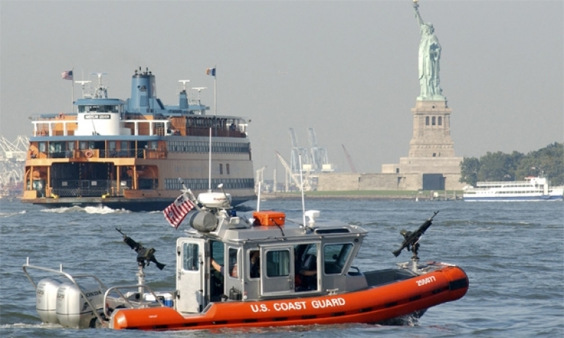 Legion to Congress: Pay the Coast Guard