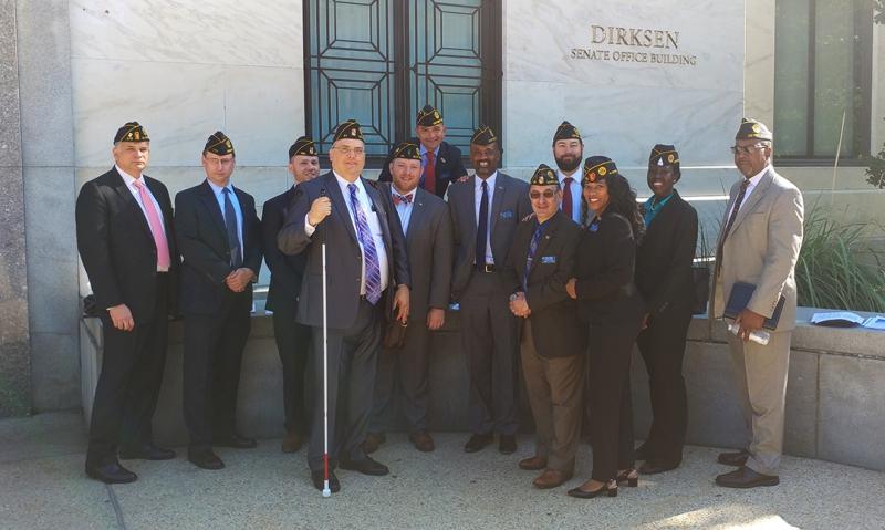 Legion pushes for centennial coin bill co-sponsorship