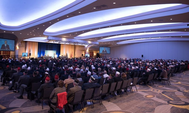 59th Washington Conference begins Feb. 22