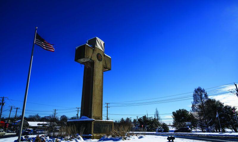 In defense of the Bladensburg Veterans Memorial