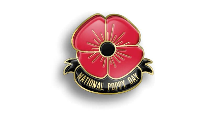 Toolkit available for National Poppy Day events