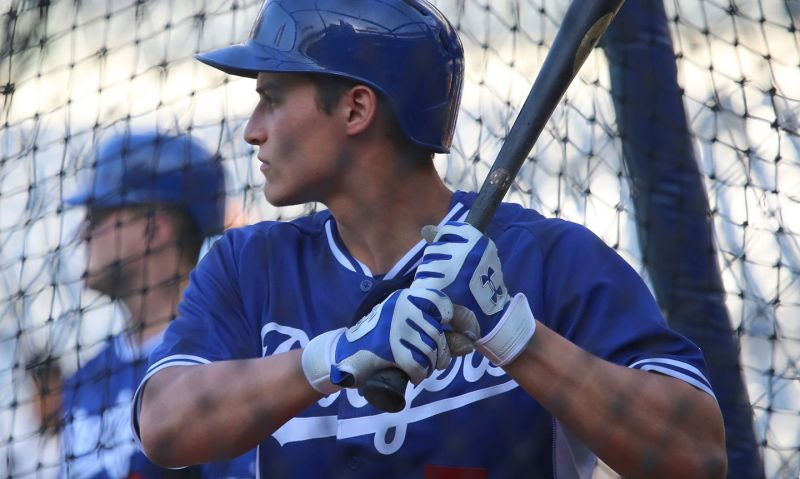 ALB alum Seager joins elite MVP club