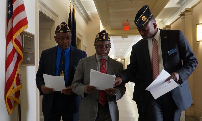 Legion testifies on VA's capital asset needs