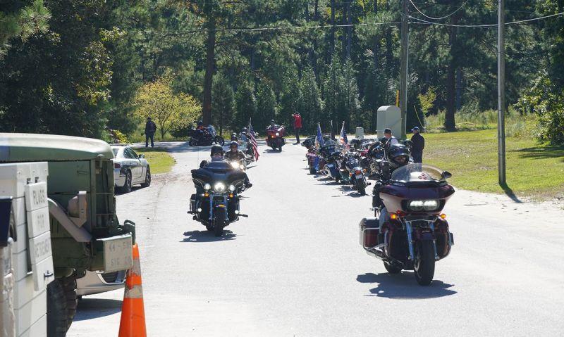 North Carolina Legacy Run 'a feeling of accomplishment'