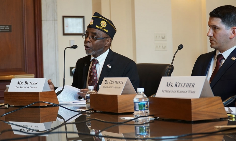 Pending legislation addresses VA staffing shortages
