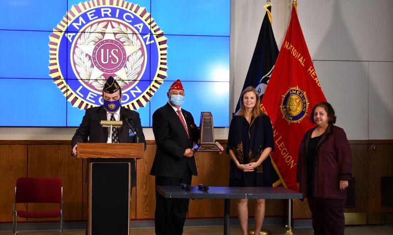 McClatchy News wins American Legion Fourth Estate Award