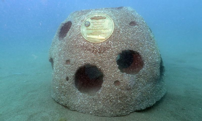 For those lost beneath the waves
