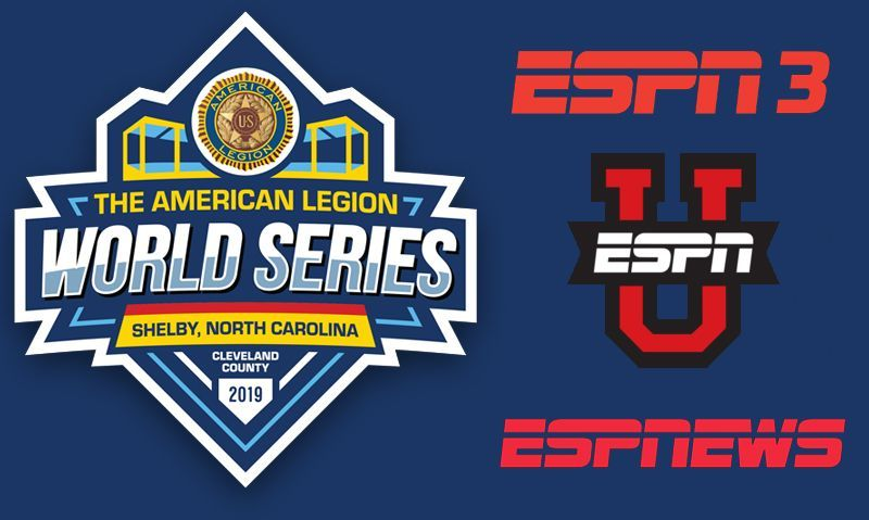 How to watch the American Legion World Series