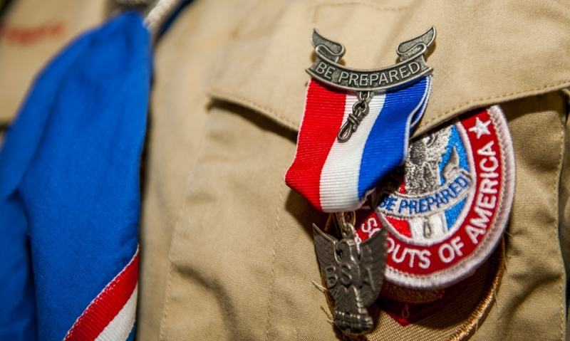 2019 American Legion Eagle Scout of the Year application online
