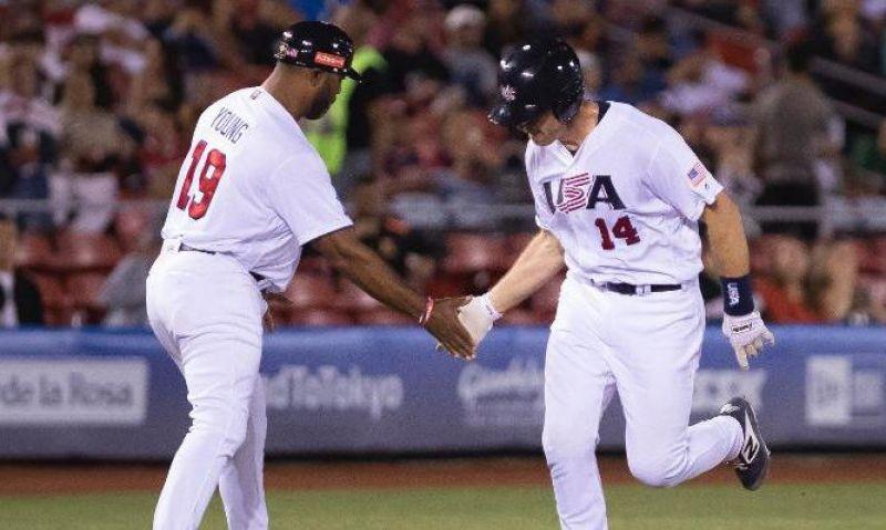 Legion Baseball alum named to All-World squad