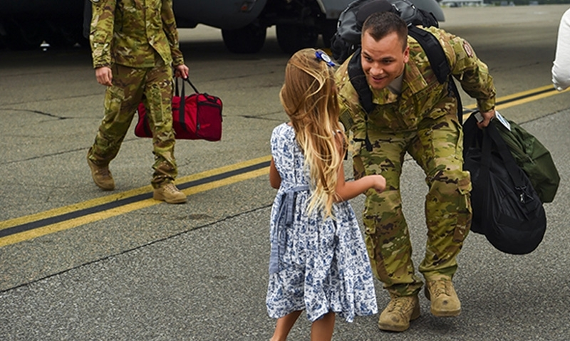 Military OneSource extends benefits to 365 days after separation