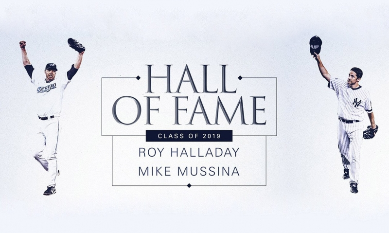 Legion Baseball alums Halladay and Mussina to be enshrined in Hall of Fame