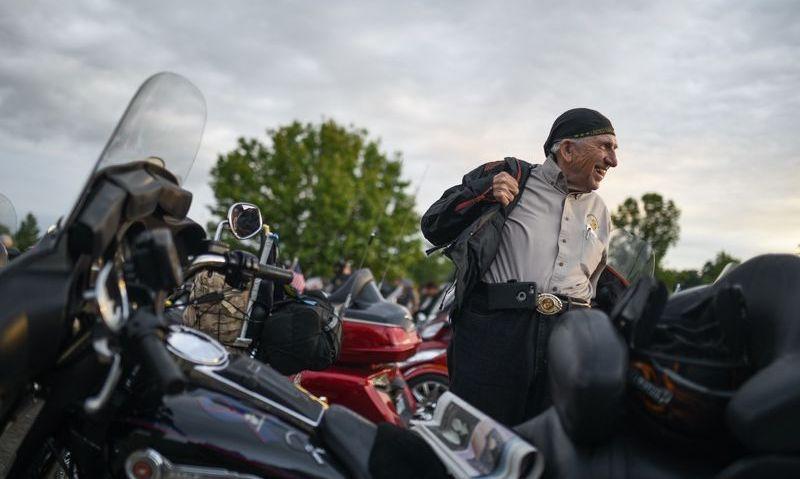 Legion Rider E. Bruce Heilman passes away