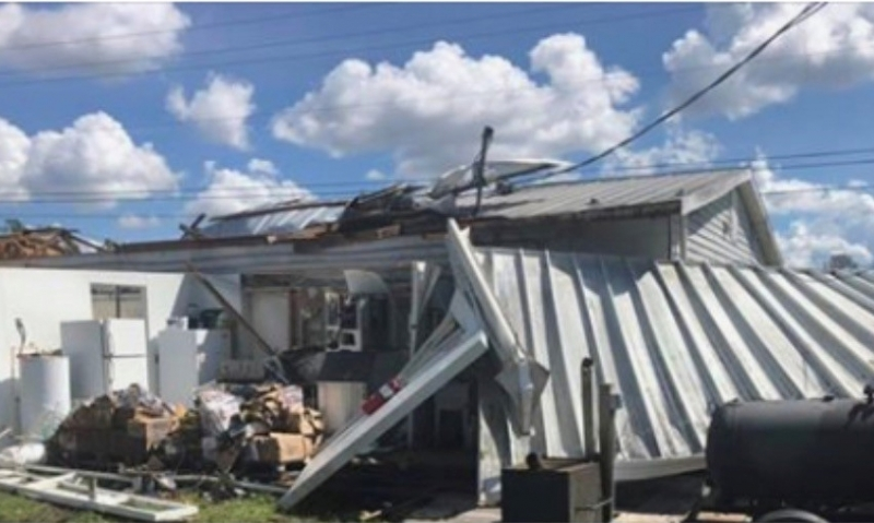 Waiting for word after Hurricane Michael