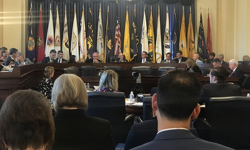 VA MISSION Act easily passes House Committee on Veterans' Affairs