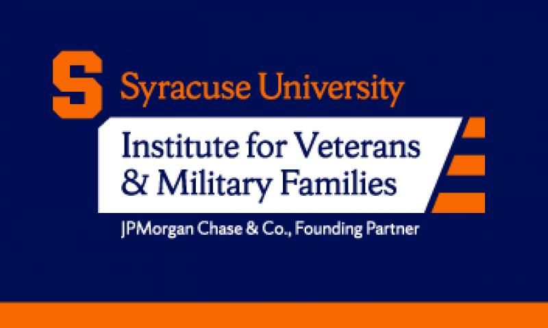 Syracuse University's IVMF to receive American Legion's Patriot Award