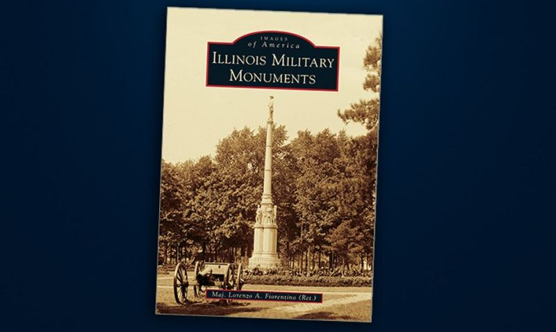 Illinois post commander publishes book on state veterans monuments