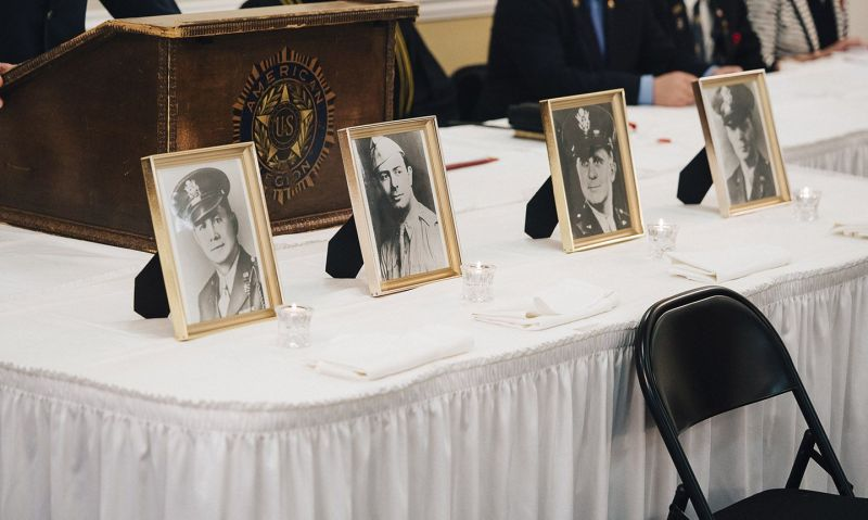78 years remembering the bravery of four Army chaplains