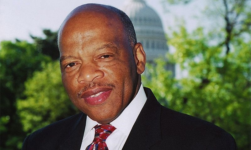 The American Legion mourns loss of 'brave warrior' John Lewis