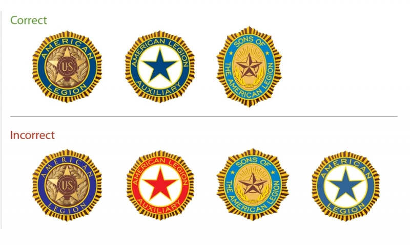 Resolution 1 Reiterates Correct Usage Of All Legion Emblems The