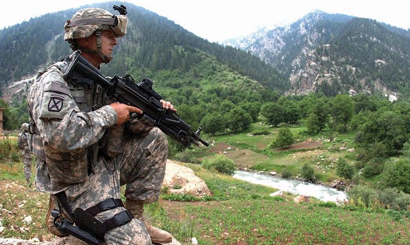National memorial to terror war underway