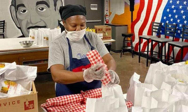 Phoenix Post 65's restaurant serves comfort, healing to at-risk population