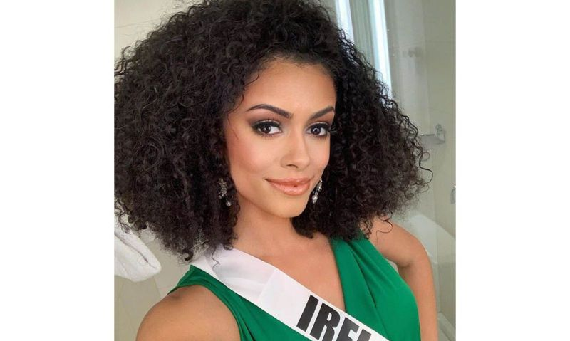 Miss Universe Ireland has an American Legion connection