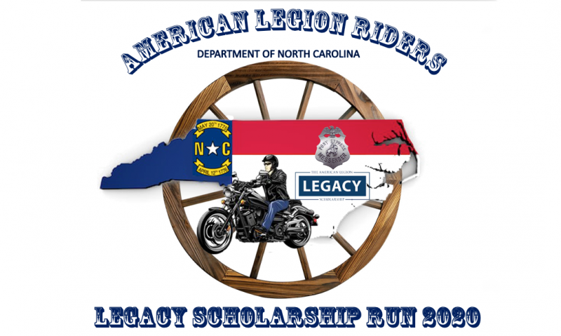 North Carolina Legion Riders not letting pandemic ruin their plans