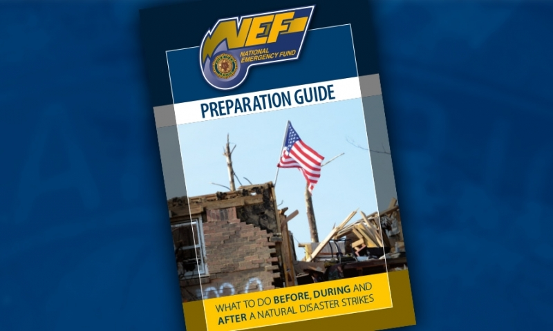 New NEF brochures available online