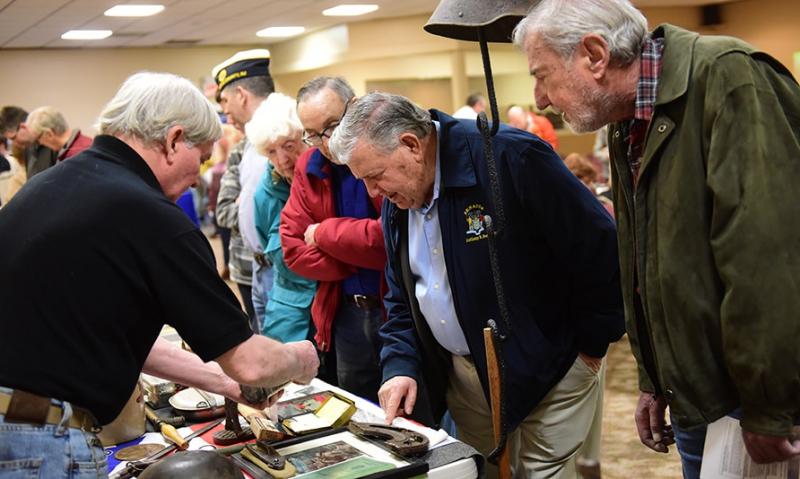 New Jersey post commemorates World War I, Legion centennial