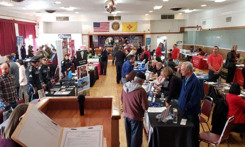 Albuquerque event brings resources to veterans and community
