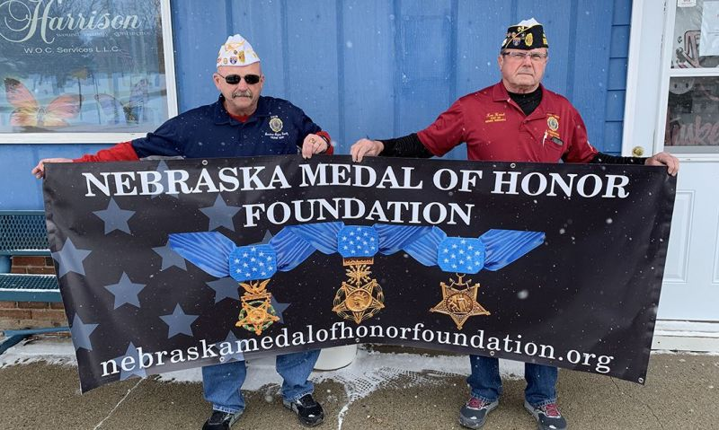 Legionnaires to walk the walk to honor their state's heroes