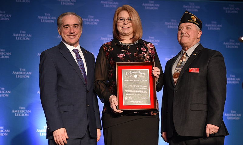 VA Physician, Provider of Year honored