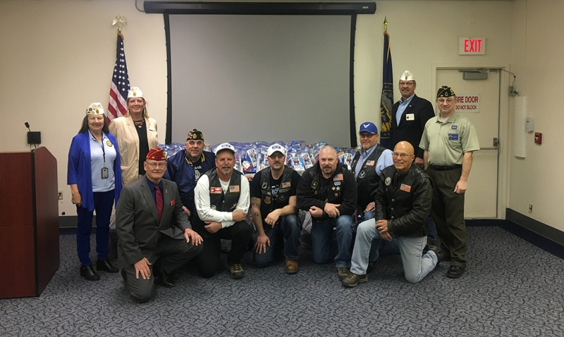 OCW fulfills wish list for Nebraska veterans