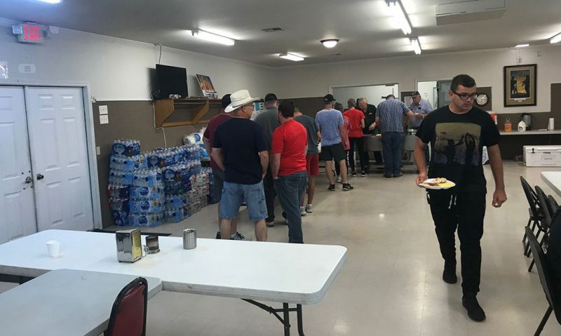 15K meals and counting: Oklahoma post continues to serve flood-ravaged community