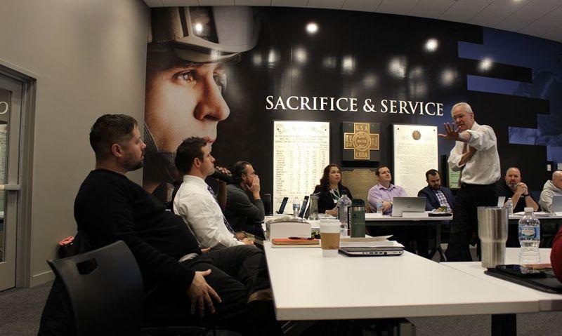 National Veterans Museum helping veterans earn college credit, leadership certification