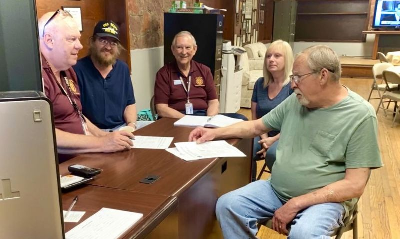 Benefits claims still a focus for Oklahoma American Legion post