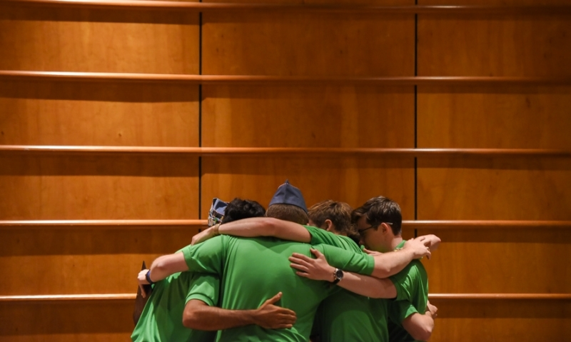 Junior counselors: the 'backbone' of Boys Nation