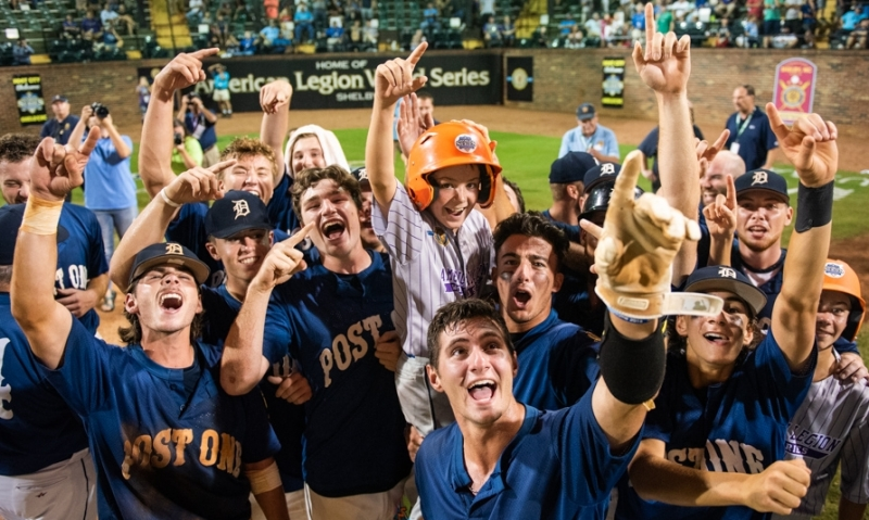Delaware wins 1st ALWS title in state history