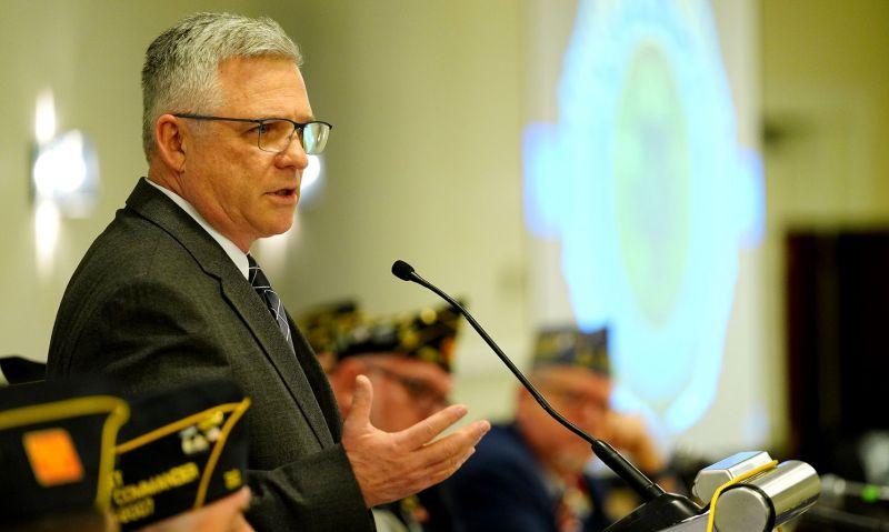 VA's Stone: 'We are not privatizing'