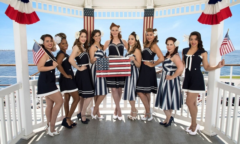 10 Legionnaires featured in pin-up calendar